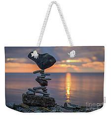 Rock Boarding Weekender Tote Bag