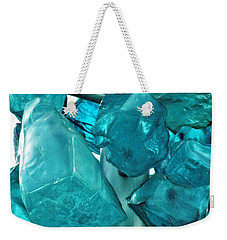 Rock Candy-chihuly  Weekender Tote Bag