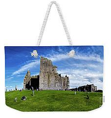 Rock Cashel Weekender Tote Bag by Joerg Lingnau