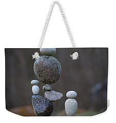Rock Castle Weekender Tote Bag