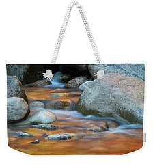 Rock Cave Reflection Nh Weekender Tote Bag