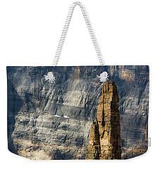 Rock Climber Weekender Tote Bag