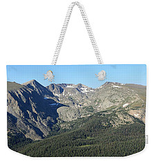 Rock Cut - Rocky Mountain National Park Weekender Tote Bag