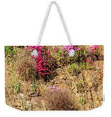 Rock Cutting 1 Weekender Tote Bag