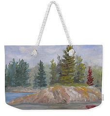 Rock Island Weekender Tote Bag
