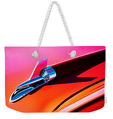 Weekender Tote Bag featuring the digital art Rock It by Douglas Pittman
