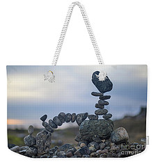 Rock Monster Weekender Tote Bag