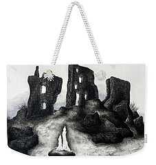 Rock Of The Candle Weekender Tote Bag