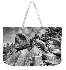 Rock Person Weekender Tote Bag