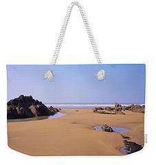 Rock Pools Weekender Tote Bag by Richard Brookes