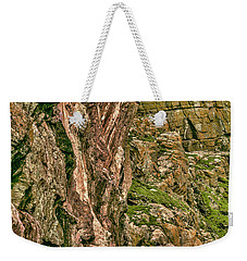 Rock Side. Weekender Tote Bag