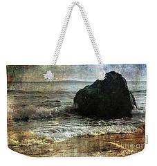 Rock Steady Weekender Tote Bag