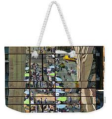Rock Street Fair Weekender Tote Bag