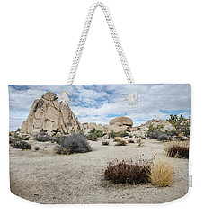 Weekender Tote Bag featuring the photograph Rock Tower No.2 by Margaret Pitcher