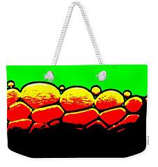 Rock Wall Weekender Tote Bag