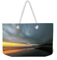 Rockaway Sunset Bliss Weekender Tote Bag