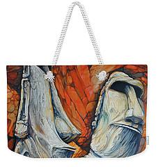 Rockbound Weekender Tote Bag