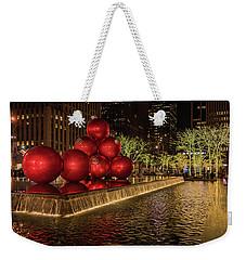 Rockefeller Center  Weekender Tote Bag