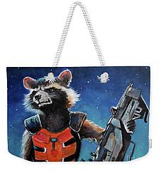 Rocket Weekender Tote Bag