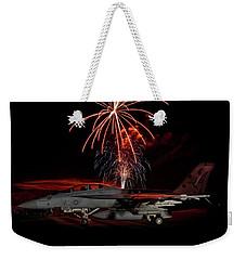 Rocket's Red Glare Weekender Tote Bag
