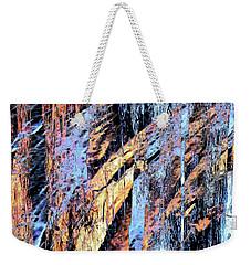 Rockfalls Weekender Tote Bag by Stephanie Grant