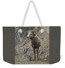Rockies Big Horn Weekender Tote Bag