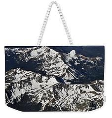 Rockies Weekender Tote Bag