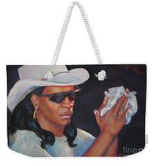 Zydeco Man Weekender Tote Bag