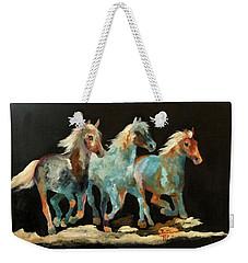 Rockin' Horses Weekender Tote Bag