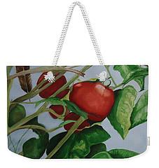 Rockin Robin Weekender Tote Bag