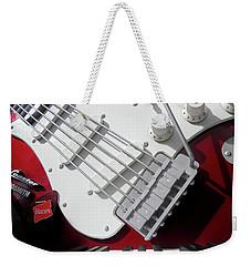 Rock'n Roller Coaster Aerosmith Weekender Tote Bag