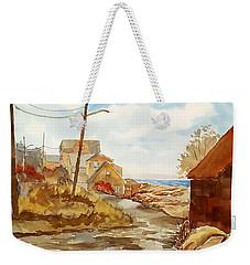 Rockport Coast Weekender Tote Bag