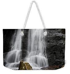 Rocks Below The Falls Weekender Tote Bag