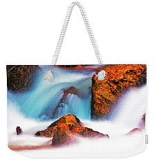 Rocks Of Zion Weekender Tote Bag
