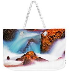 Rocks Of Zion Weekender Tote Bag