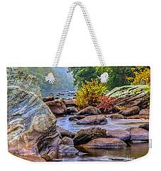 Rockscape Weekender Tote Bag by Tom Cameron