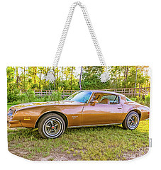 Rocky Drive Weekender Tote Bag by Brian Wright