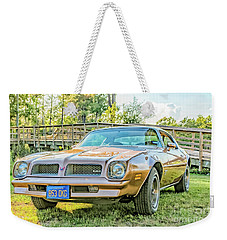 Rocky Front Weekender Tote Bag by Brian Wright
