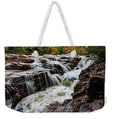Rocky Gorge Nh Weekender Tote Bag