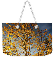 Rocky Mountain Fall Colors Weekender Tote Bag