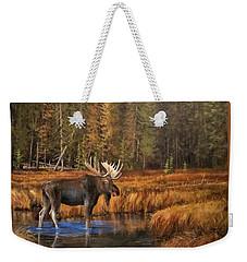 Rocky Mountain Wading Pool Weekender Tote Bag