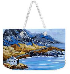 Rocky Mountian Weekender Tote Bag