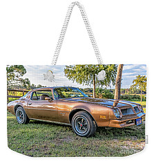 Rocky Pass Weekender Tote Bag by Brian Wright