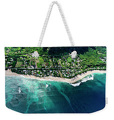 Rocky Point Overview. Weekender Tote Bag