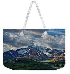 Rocky Range Denali Np Weekender Tote Bag