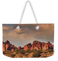 Rocky View Txt Weekender Tote Bag