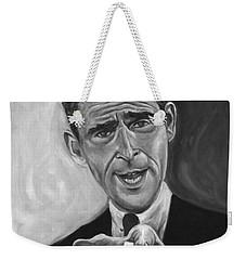 Rod Serling Weekender Tote Bag