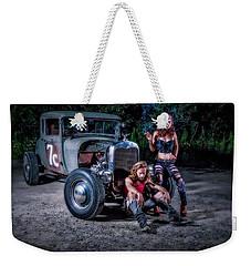Rodders #2 Weekender Tote Bag