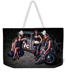 Rodders #4 Weekender Tote Bag