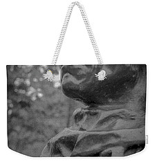 Weekender Tote Bag featuring the photograph Rodin Burgher - II by Samuel M Purvis III